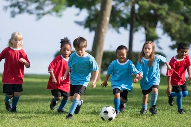 Youth Athletes who Play Multiple Sports are Healthier, Happier